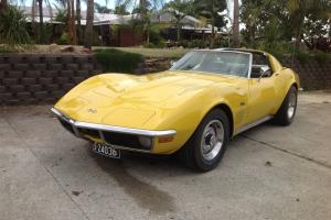 1971 Chevrolet Corvette Stingray in QLD