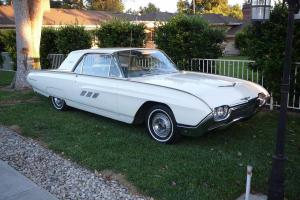 1963 Ford Thunderbird 390 V8 Auto in VIC