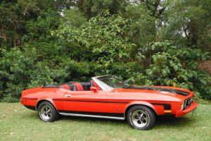 1973 Ford Mustang Convertible 302 V8 Automatic in QLD