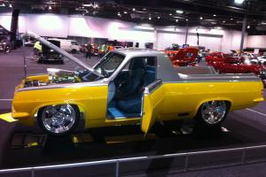 Holden HR UTE Show CAR Motorex Superstars 'Best OF Breed' Winner in NSW