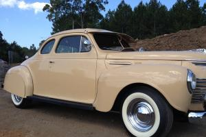 1940 Plymouth Coupe Original Classic NOT Ford Holden Mopar Muscle in QLD