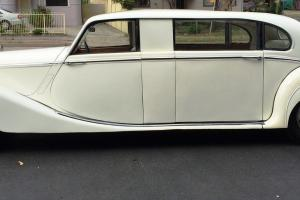 Jaguar Mark 5 Stretch Limousine 8 Seater Automatic 1950 Model MK5 MKV Mark V in NSW Photo