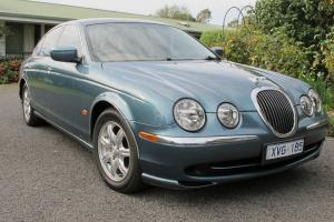 Jaguar S Type 2001 4DOOR Sedan in VIC