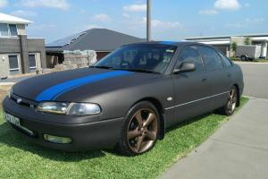 Mazda 626 GT V6 5SP Manual ONE OF A Kind in NSW