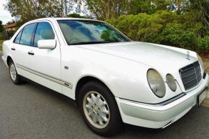 1998 Mercedes Benz E240 Elegance W210 Automatic Saloon V6 1 Owner LOW K'S in QLD