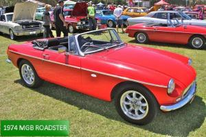 1974 MGB Roadster Modified AS NEW in SA