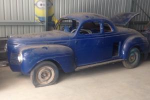 1940 Plymouth Business Coupe in NSW