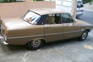 Rover 3500 P6 1973 V8 Offers Welcome in QLD