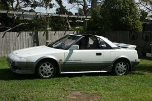Toyota MR2 AW11 Super Charger Limited Edition