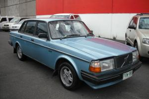 1985 Volvo 240 244 GLE Sedan Automatic NO REG RUN AND Drives Excellent Condition in VIC