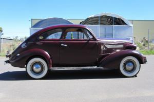 1937 Holden Bodied Chevrolet Sloper Sports Coupe Australian Made Vehicle in VIC