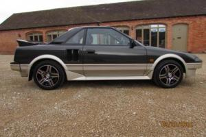 TOYOTA MR2 MK1 1986 COVERED 32K FROM NEW IMPORTED 2003 - STUNNING CONDITION