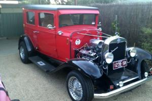 Hotrod 1929 Chev 4DOOR in VIC