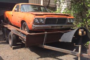 Chrysler Valiant Charger Dodge ECT CL Sports UTE in VIC
