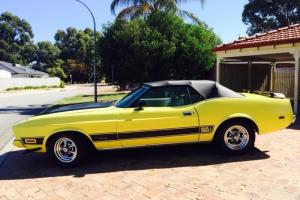 Ford Mustang Convertible 1973 in WA