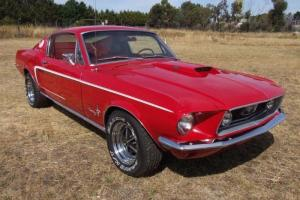 1968 Ford Mustang Fastback V8 Auto in VIC