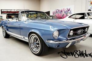1967 Mustang Convertible V8 Manual GT Suit GT350 Shelby Fastback Coupe Buyer in QLD