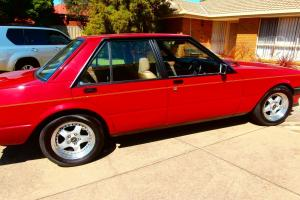 Ford XE Fairmont Ghia 1982 XD XF MAY Suit Early Falcon Buyer Great Original