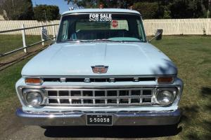 1965 Ford F100 Long BED Pickup