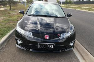 Honda CIVIC Type R FN2 Supercharged 2008 NO Reserve FPV HSV Turbo V8 Showcar in VIC