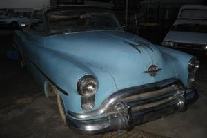 1951 Oldsmobile 98 Convertible Like Cadillac Buick Pontiac Chevy Ford Mercury in VIC