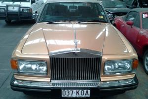 Rolls Royce Silver Spur 1988 4D Sedan Automatic 6 8L Electronic F INJ in VIC