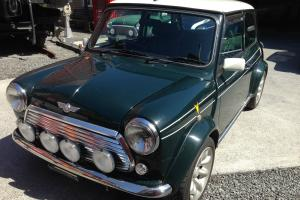 1998 Rover Mini BSCC Limited Edition Sports Pack