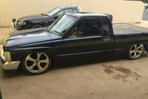 Hilux LO LUX Custom Bagged AIR Suspension Xtra CAB UTE Supra Twin Turbo