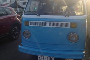 Volkswagen Kombi 1973 VAN Manual 1 8L Carb Seats in NSW