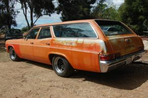 1966 Chev Station Wagon in VIC