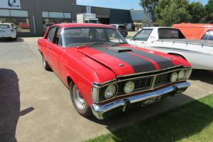 XY GT Replica Sunroof 351 Manual 9 Inch Needs Little TO Fininsh IN VGC ALL NEW in VIC