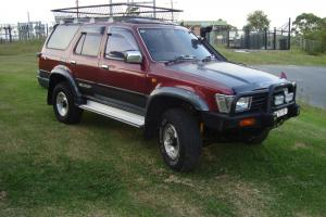 Toyota 4 X4 Auto Surf 3 Litre Turbo Diesel Hilux in NSW