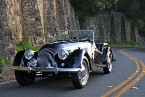 1963 Morgan Plus 4 Roadster - One of the Finest Plus 4 Examples, Original CA Car Photo
