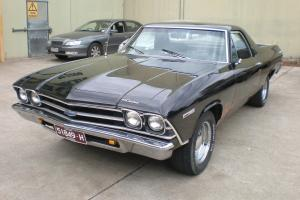 EL Camino UTE 1969 in VIC