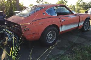 240Z Datsun 1972 Complete Needs Full Restoration 260Z Nissan Sports Drift Rally in QLD