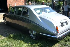 1987 Daimler DS420 Limousine With Rolls Royce Bentley Colour Codes in WA Photo