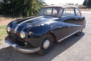Austin A90 Atlantic Coupe 1950 in NSW