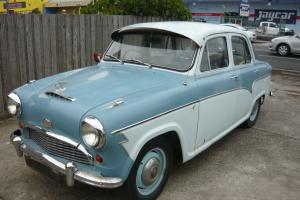 Austin Cambridge A55 1957 NO Reserve
