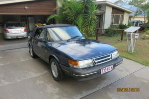 1993 Saab 900i Convertible 2 1 16 in QLD