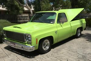"Rare 1974 Factory 454 C10 Short BED Chevrolet ""NO Reserve"" in VIC"