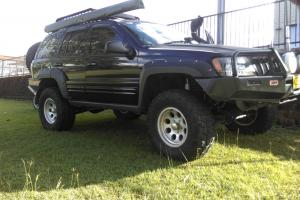 Jeep Grand Cherokee Limited Monster in QLD
