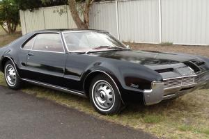 Oldsmobile Toronado GM 425CI 7 Litre 385HP BIG Block V8 Like Holden Monaro