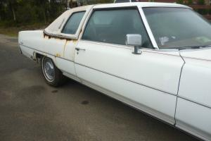 Bundle Deal 2 Cars IN 1 Auction 1976 Cadillac Coupe Devilles X2 in VIC