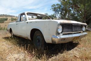 Chrysler Valiant VC Wayfarer Utility in NSW