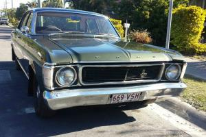 XW 1969 Ford Falcon 500 in QLD