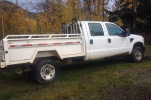 Ford: F-350 Extended Crew Cab