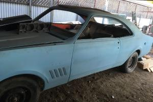 HT Monaro in NSW