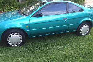 Toyota Paseo 1996 2D Coupe Manual 1 5L Multi Point F INJ Seats in VIC