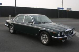 1991 Daimler Double Six XJ12 LHD 14,000 Miles 1 Owner Only FSH Stunning
