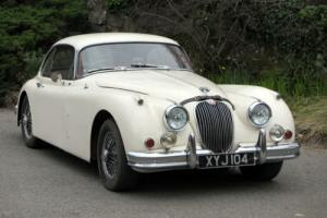 1959 Jaguar XK150 Fixed Head Coupe Photo